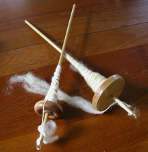 Beginning Spindle Spinning Workshop – November 8 & 22